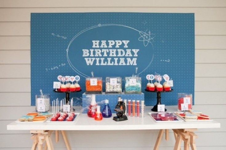 Украшение детского праздника на день рождения ребёнка 34