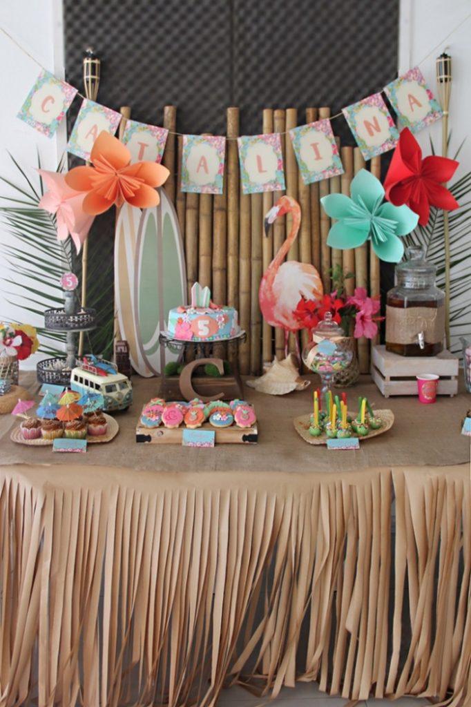 Украшение детского праздника на день рождения ребёнка 36