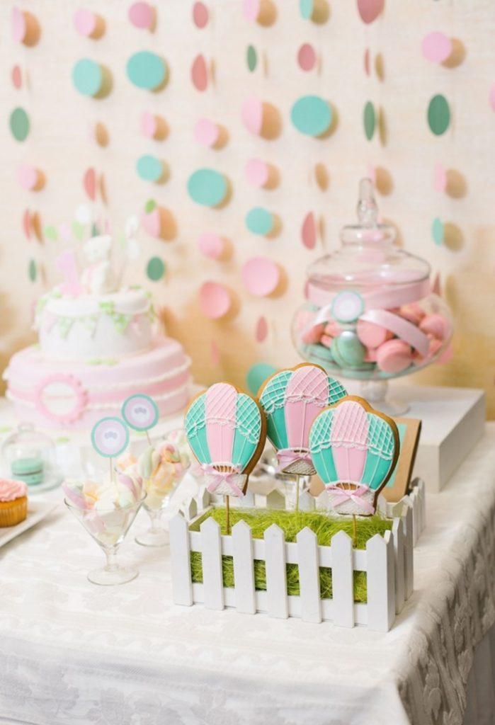 Украшение детского праздника на день рождения ребёнка 38