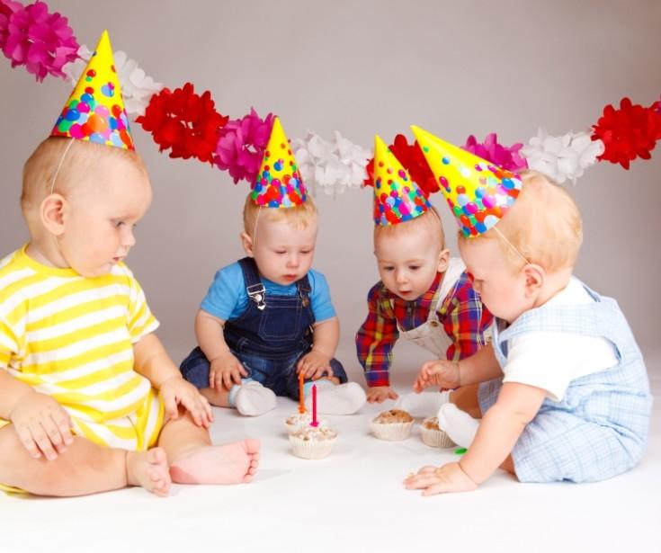 Украшение детского праздника на день рождения ребёнка 51
