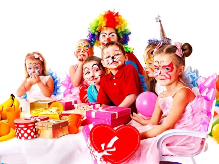 Украшение детского праздника на день рождения ребёнка 49