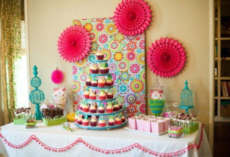 Украшение детского праздника на день рождения ребёнка 3