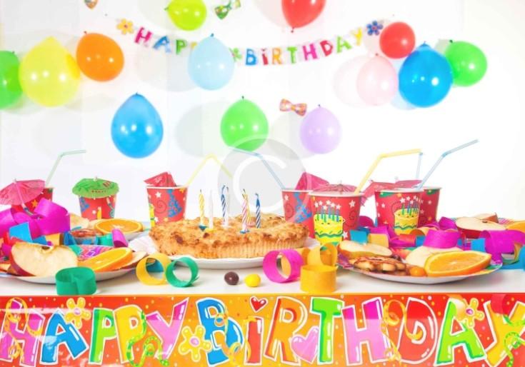 Украшение детского праздника на день рождения ребёнка 46