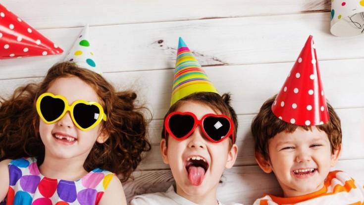 Украшение детского праздника на день рождения ребёнка 47