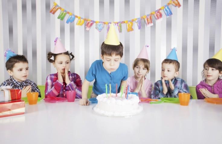 Украшение детского праздника на день рождения ребёнка 48