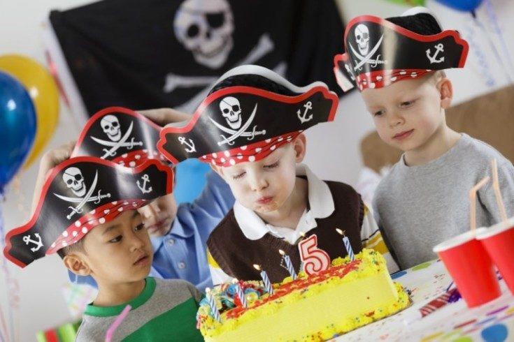 Украшение детского праздника на день рождения ребёнка 4