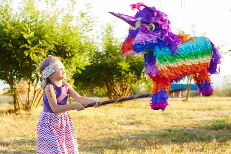 Украшение детского праздника на день рождения ребёнка 18